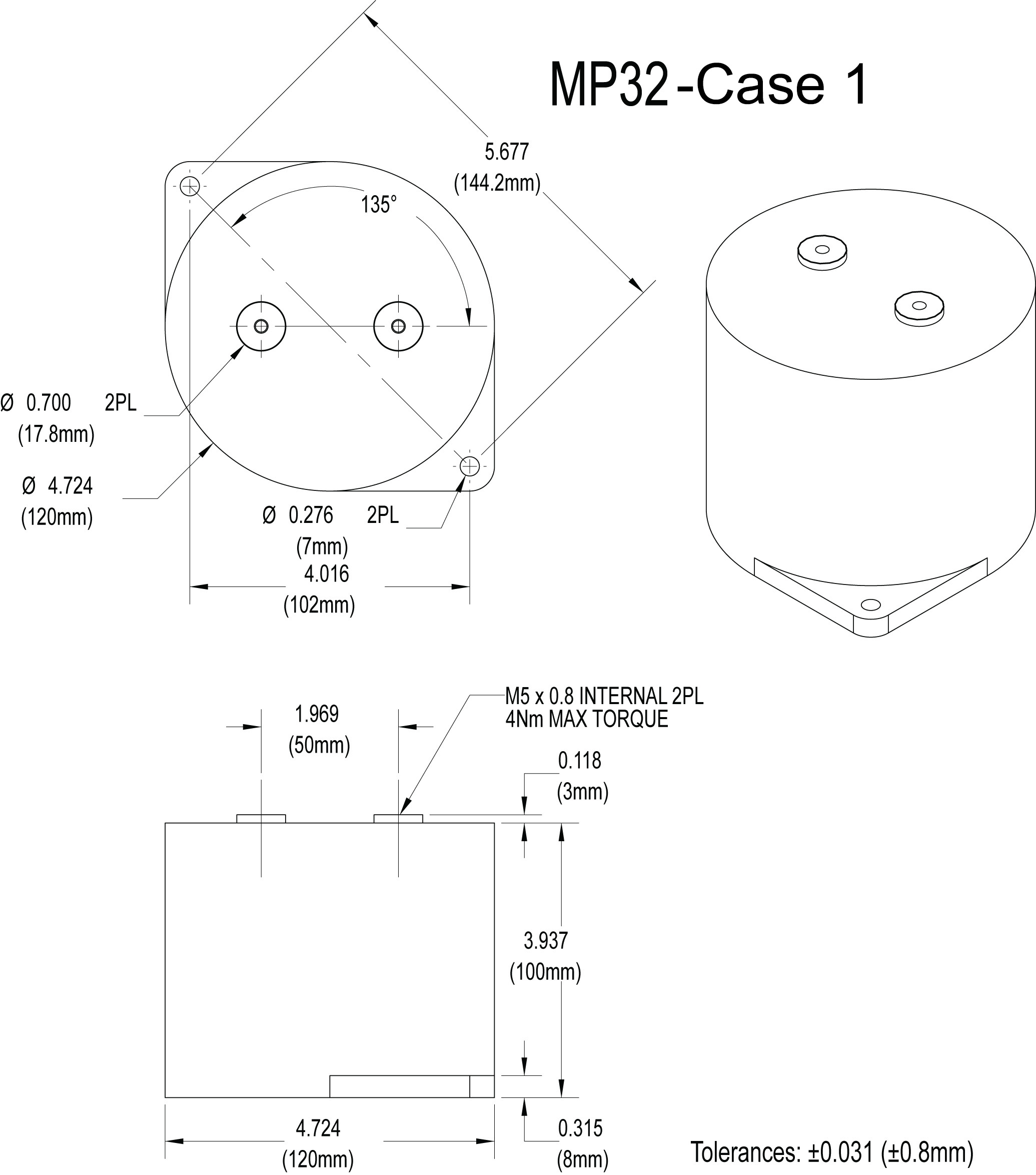 MP3 Series | Film Capacitors - Electronic Concepts Inc